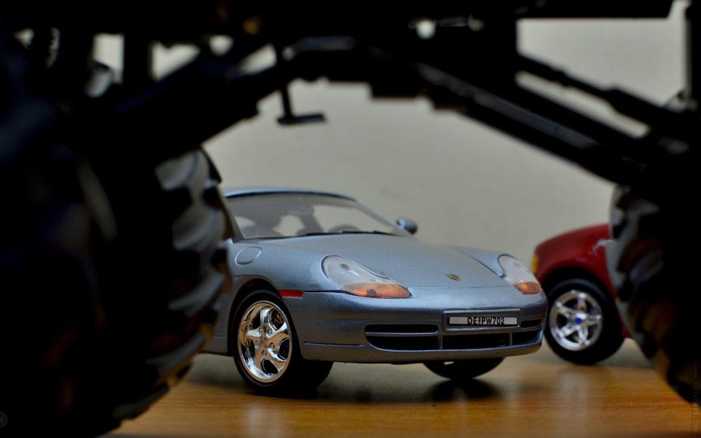 Motormax - Porsche 911 Carrera
