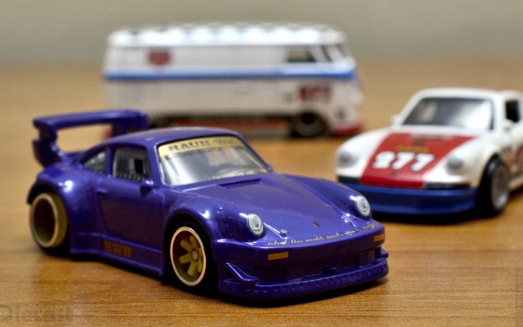 RWB Porsche 930 - Team Transport
