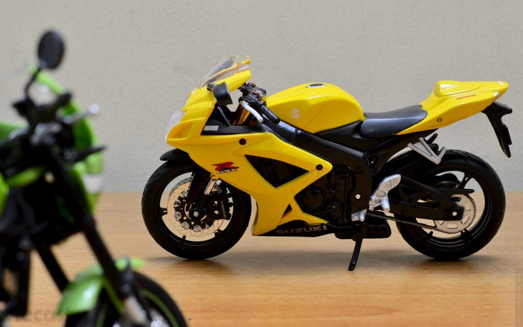 Maisto Suzuki GSX R600