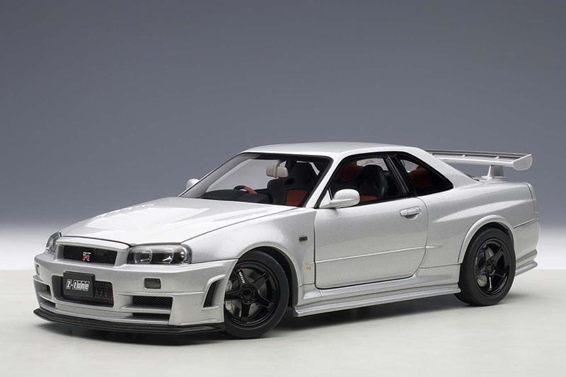 AUTOart Nissan Skyline GT-R R34 Z-Tune