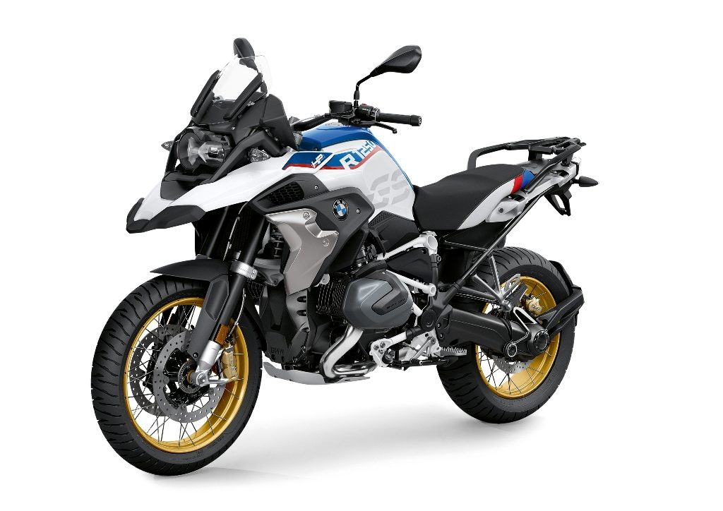 BMW R1250 GS - Front