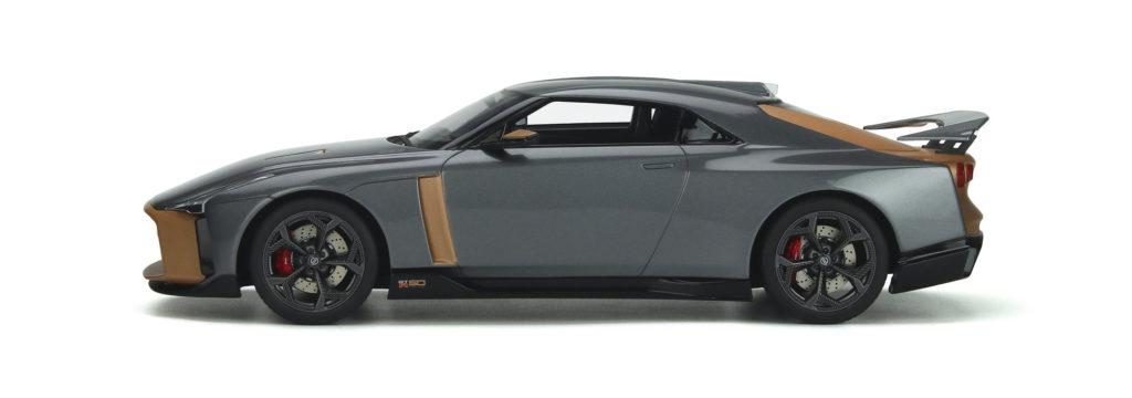 GT Spirit Nissan GTR-50 Italdesign - Profile