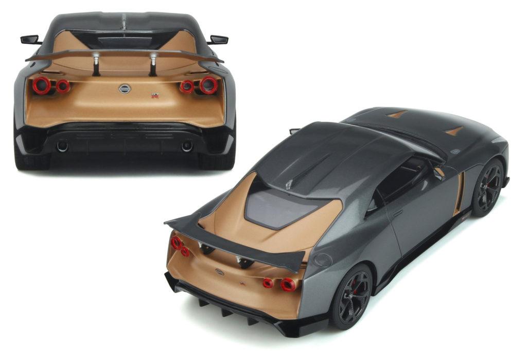 GT Spirit Nissan GTR-50 Italdesign - Rear