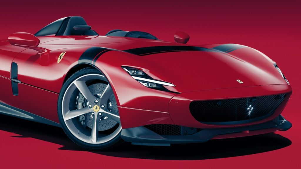 Bburago to Unleashing its 1:18 Scale Ferrari Monza SP1 in Signature Series