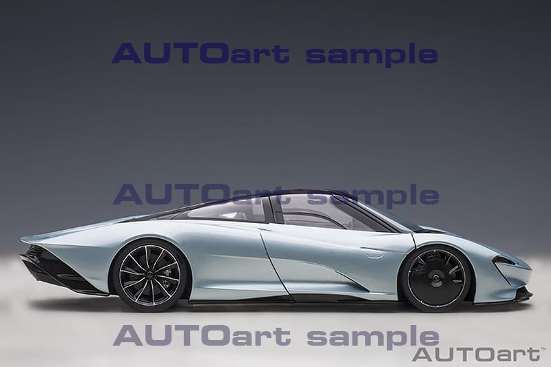 McLaren Speedtail 2021 - Profile