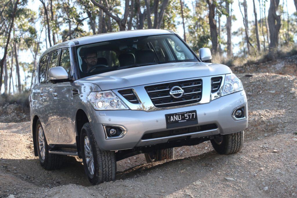 Paudi to Release 1:18 Scale 2018 Nissan Patrol 5.6L Soon
