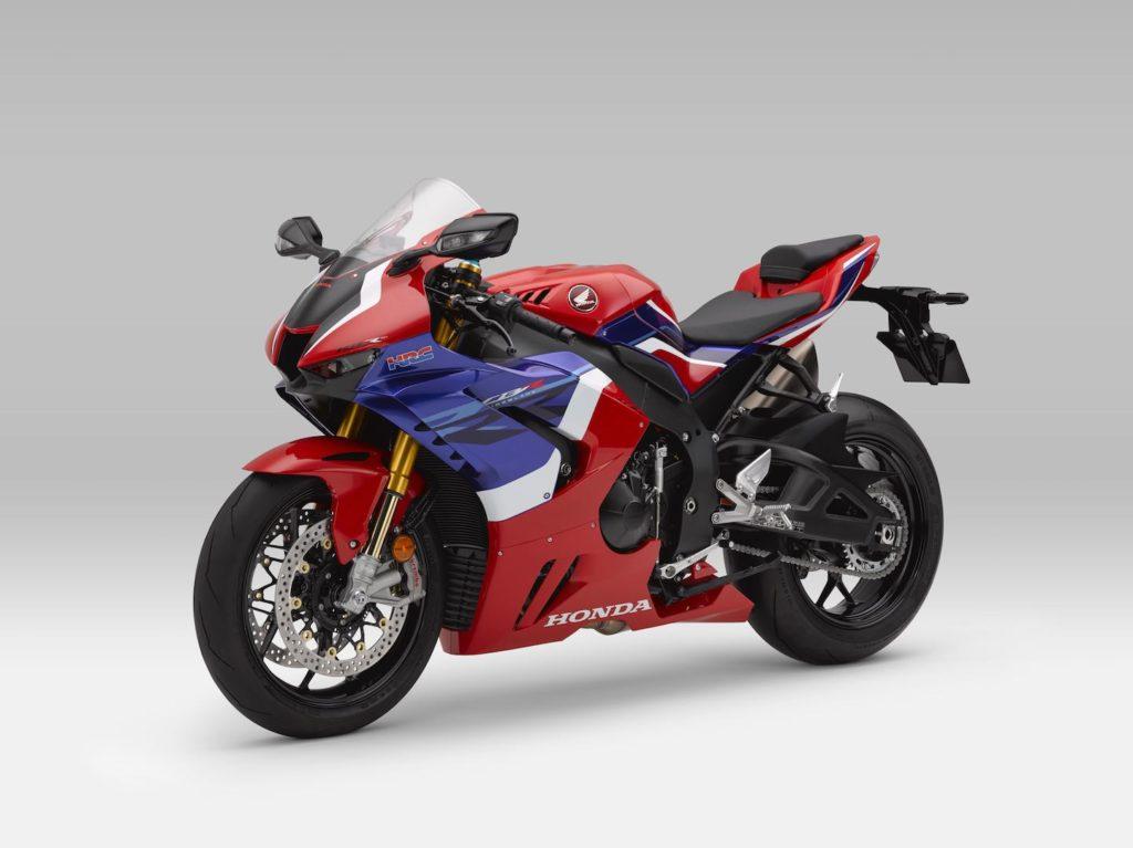 2021 Honda CBR 1000RR R Fireblade SP - Front