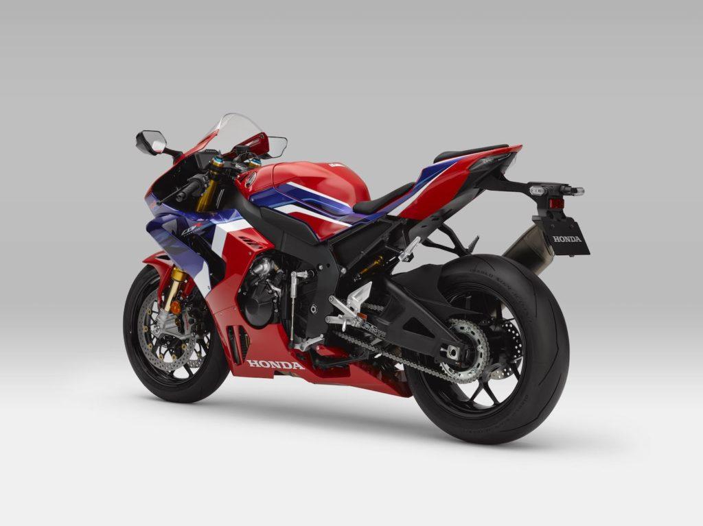 2021 Honda CBR 1000RR R Fireblade SP - Rear