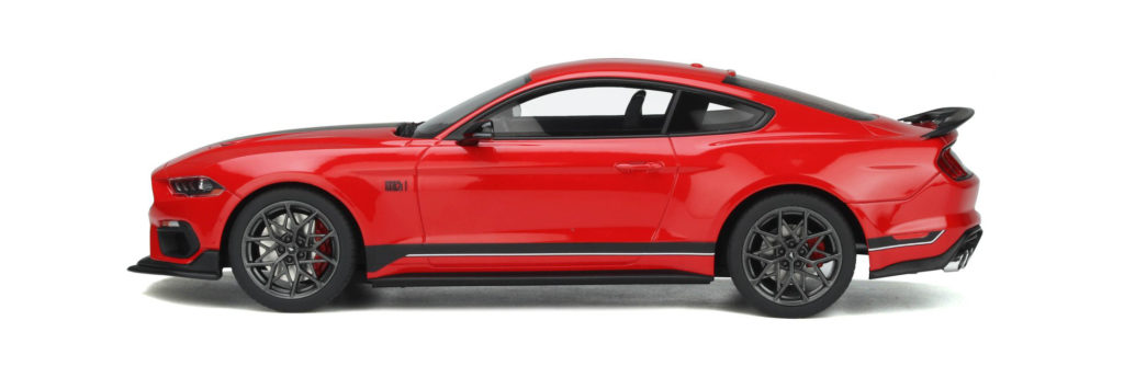 GT Spirit Ford Mustang Mach1 - Profile View