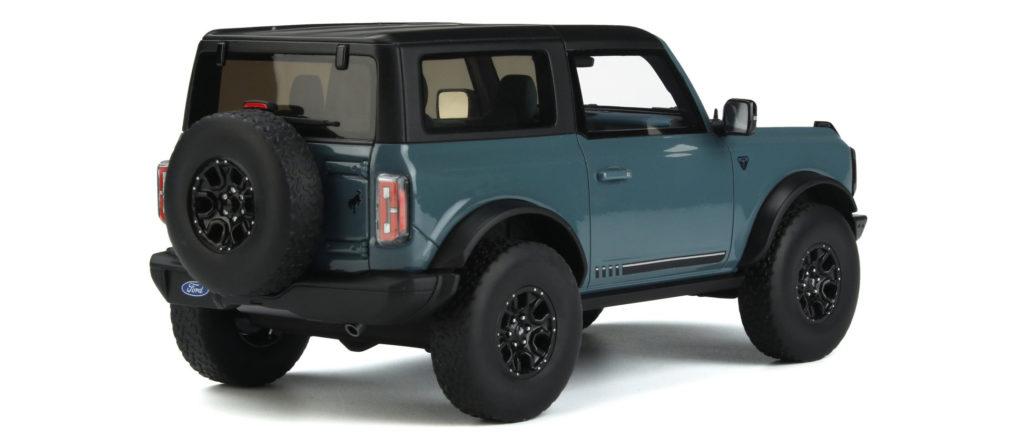 GT Spirit 1:18 Ford Bronco 2021 Two Doors