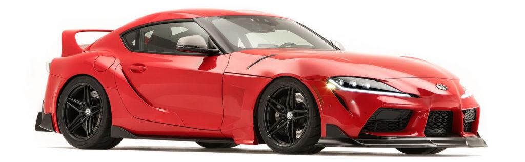 2020 Toyota Supra Heritage Edition - Front