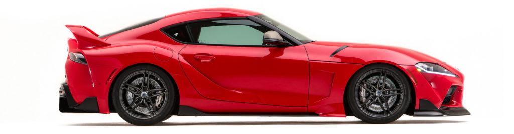 2020 Toyota Supra Heritage Edition - Profile