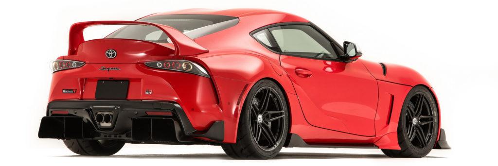 2020 Toyota Supra Heritage Edition - Rear