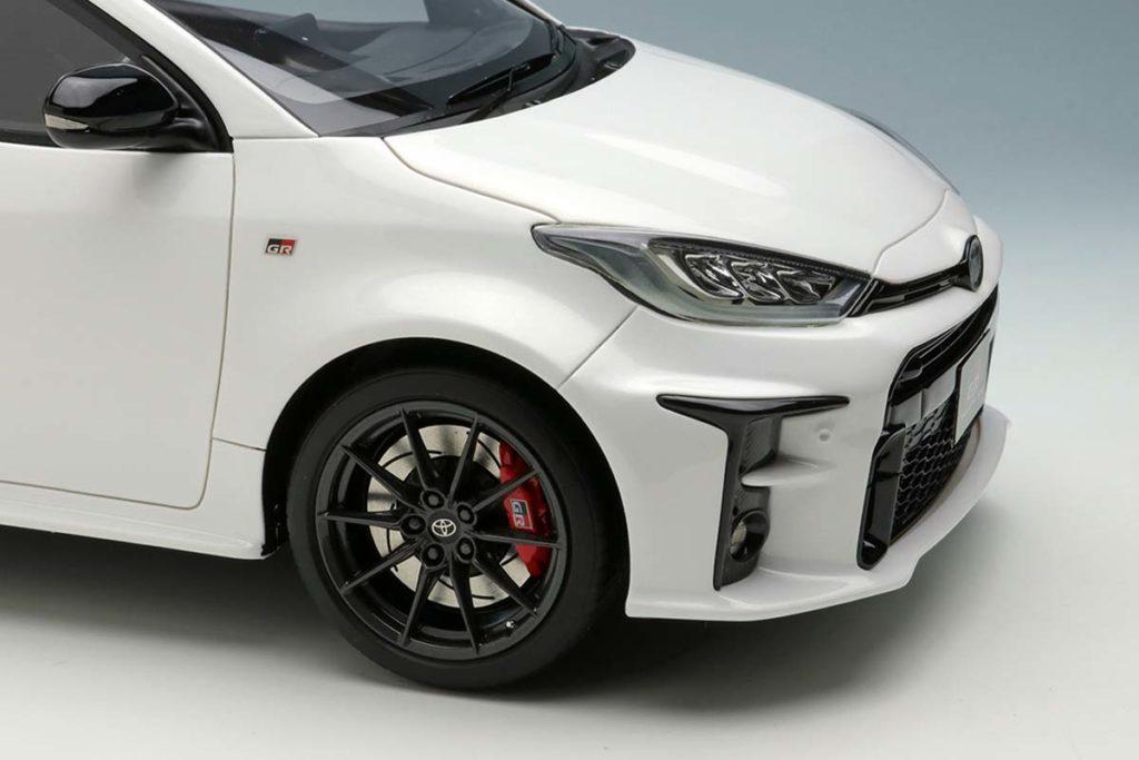Toyota Gazoo Racing Collection Pro Edition GR Yaris - Wheels