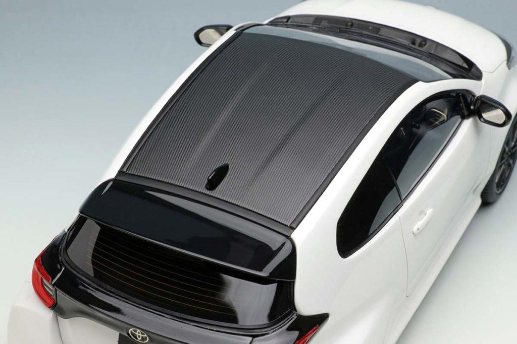 Toyota Gazoo Racing Collection Pro Edition GR Yaris - Roof