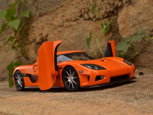 Koenigsegg CCX – AUTOart
