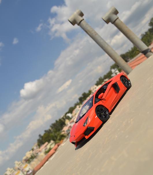 Lamborghini Aventador – Bburago