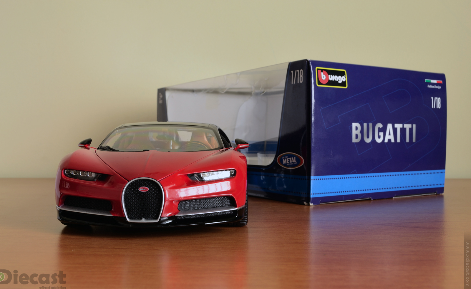 bburago 1 18 bugatti chiron unboxed xdiecast. Black Bedroom Furniture Sets. Home Design Ideas