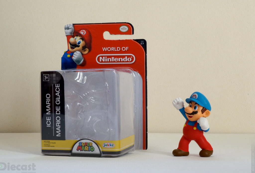 Nintendo's Official Licensed Figurine of Ice Mario – Unboxed
