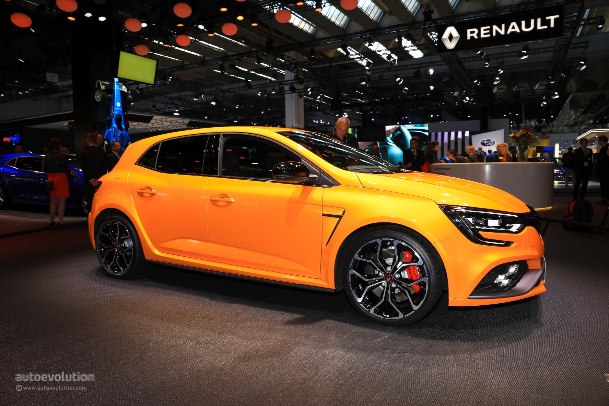 Renault Megane Rs 2017 >> Otto Mobile To Release 1 18 Renault Megane Rs 2017 Soon In