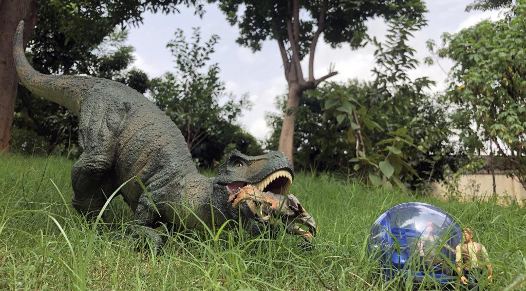 Jurassic World: Fallen Kingdom – Photo Story