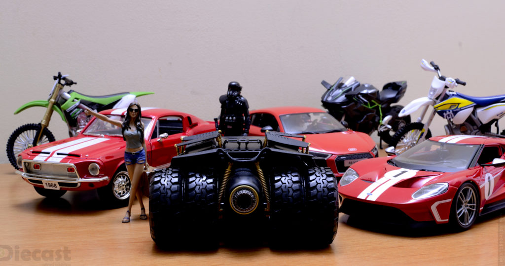 Diecast Car & Bike Collection of Year 2018