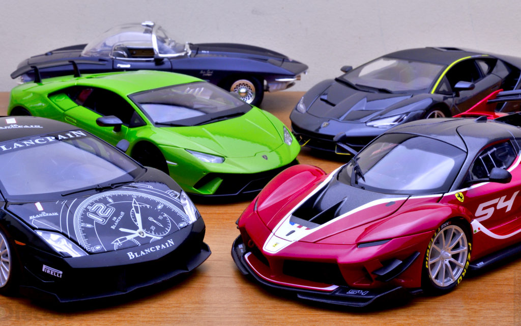 Diecast Car Collection of the Year 2019