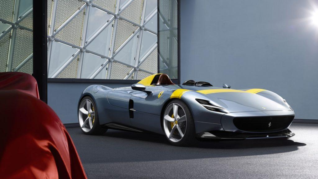 Bburago's 1:18 scale Ferrari Monza SP1 Launching Soon this Year