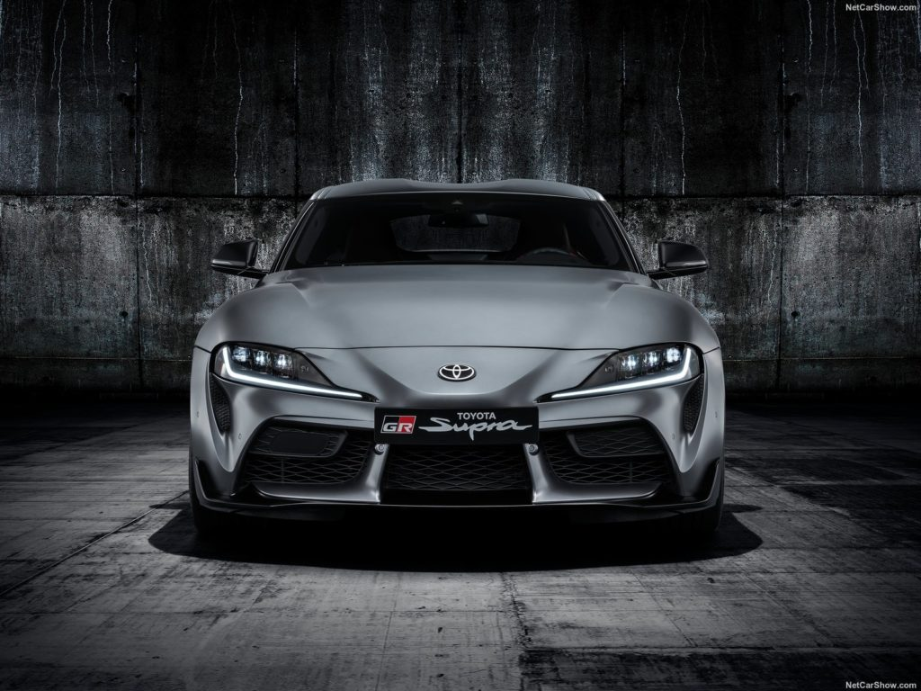 Ingition Model to Launch 1:18 scale 2020 Toyota Supra Soon