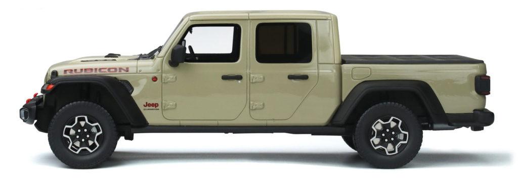 GT Spirit - Jeep Gladiator Rubicon - Profile