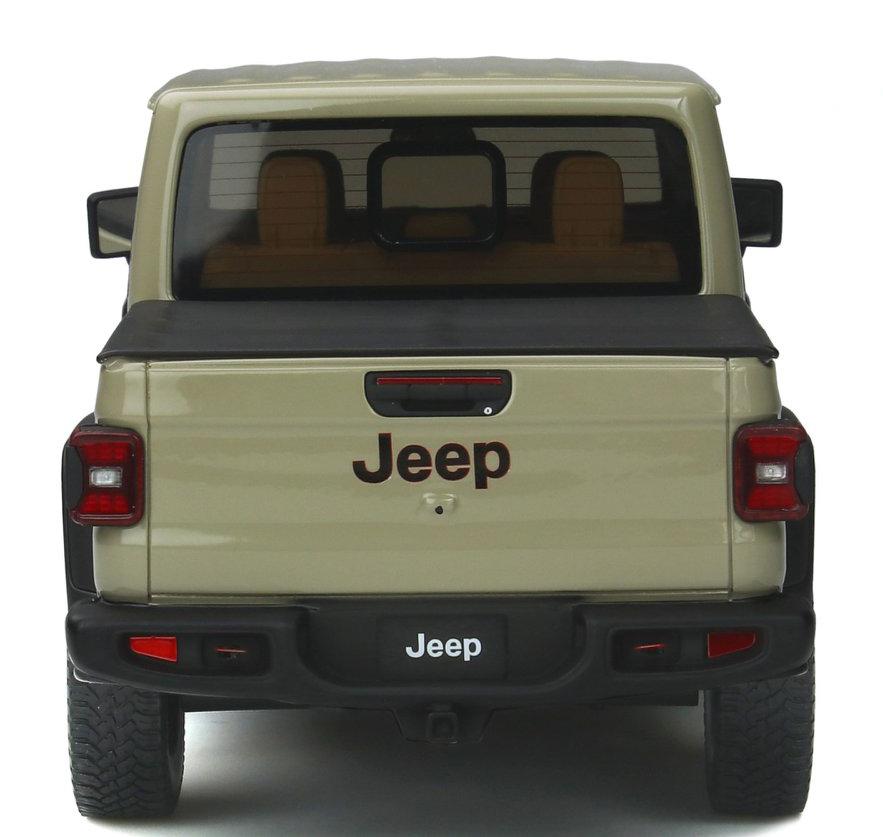 GT Spirit - Jeep Gladiator Rubicon - Rear