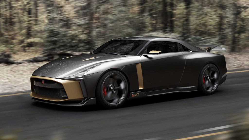 1:18 Scale Nissan GT-R 50 by Italdesign Coming Soon From GT Spirit
