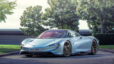 AUTOart is All Set to Unleash its 1:18 Scale 2021 McLaren Speedtail
