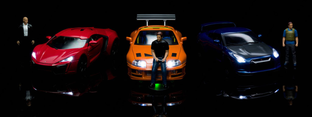 Jada to Introduce NextLevel Fast & Furious 1:18 scale Cars with Lights and Figure