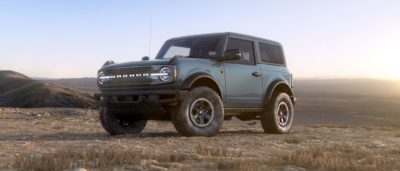 GT Spirit's Ford Bronco in 1:18 scale Coming to Stores this November