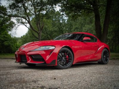 GT Spirit's 1:18 scale Toyota Supra GR Heritage Edition Coming Soon